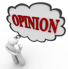opinion questions